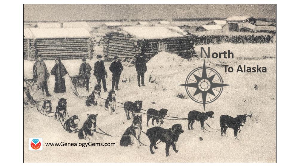 Alaska Genealogy and an Important Milestone