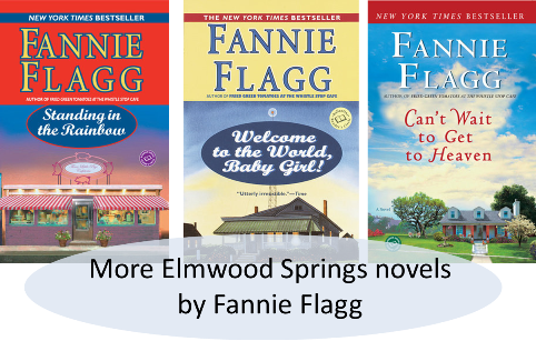 The Whole Towns Talking Fannie Flagg On Genealogy Gems Book Club
