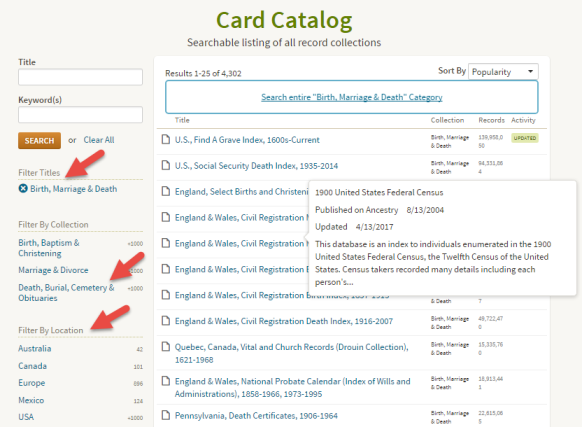 Find Undiscovered Treasures at Ancestry com: Expert Tips