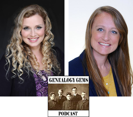Cece Moore and Diahan Southard Genealogy Gems Podcast Bonus Content