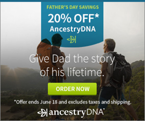 DNA test kit sale