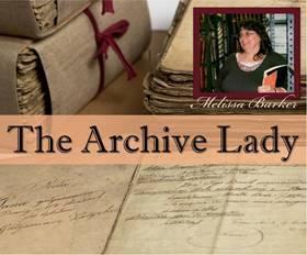 the archive lady on Genealogy Gems