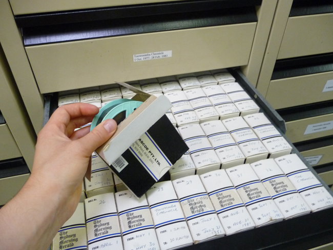 Microfilm lending familysearch