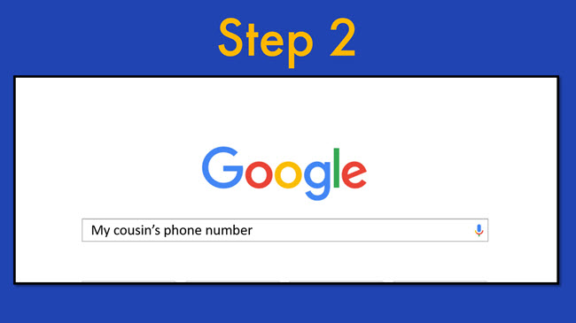 cold calling step 2 Google Search