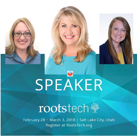 RootsTech 2018 pass