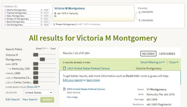 Getting Started on Ancestry com | Genealogy Gems