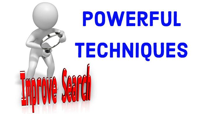 improve google searchv
