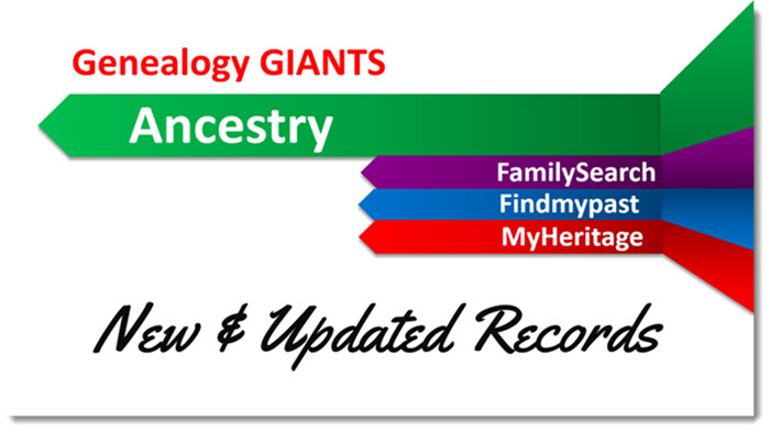 Big Updates at Ancestry for Canadian and German Vital Records