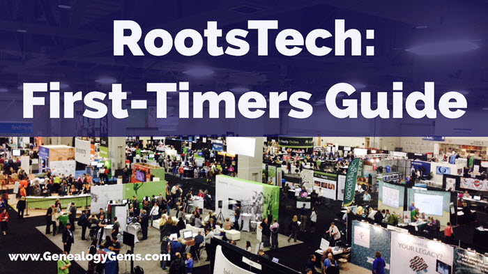 Rootstech first-timers guide