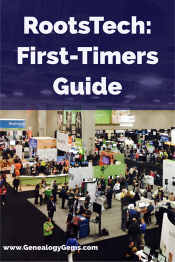 rootstech guide first-timers