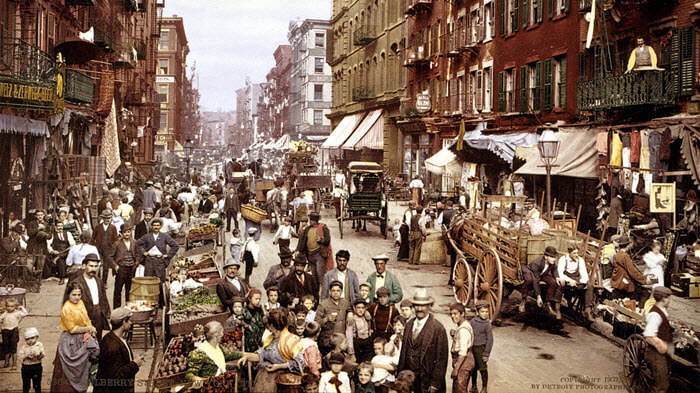 Vintage NYC Street Views on Google Earth