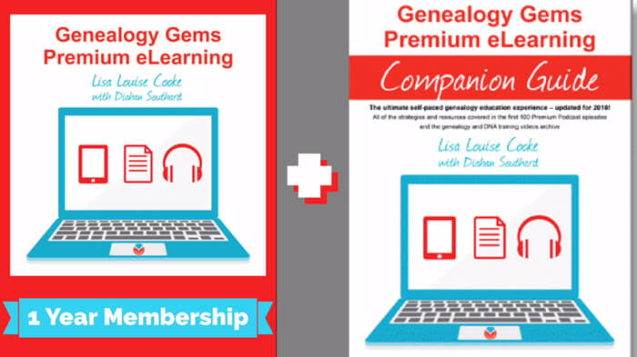 Online Genealogy Education Like You've Never Seen Before