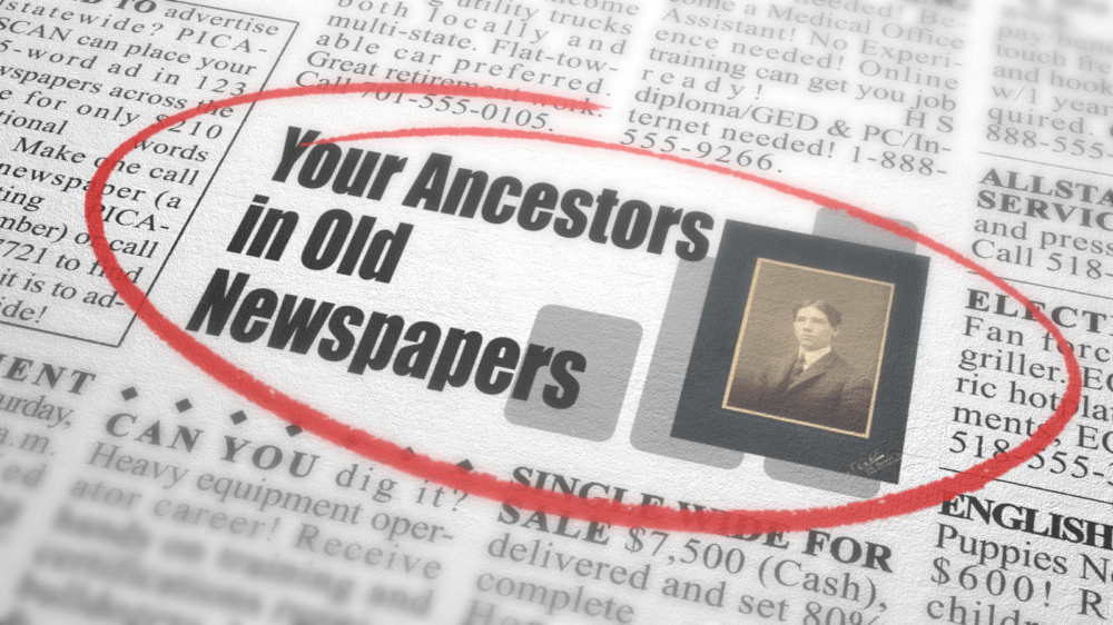 find ancestors in old newspapers chronicling america free us historical newspapers