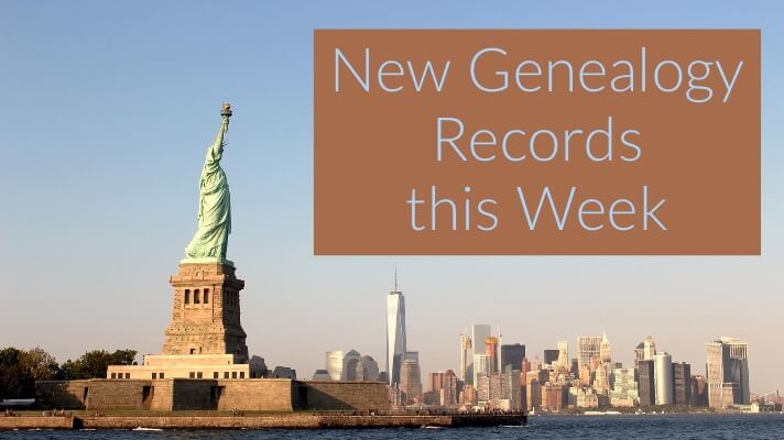 New York Genealogy Records and More