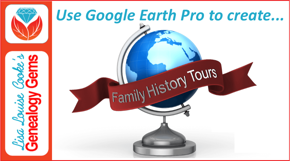 family history google earth tour