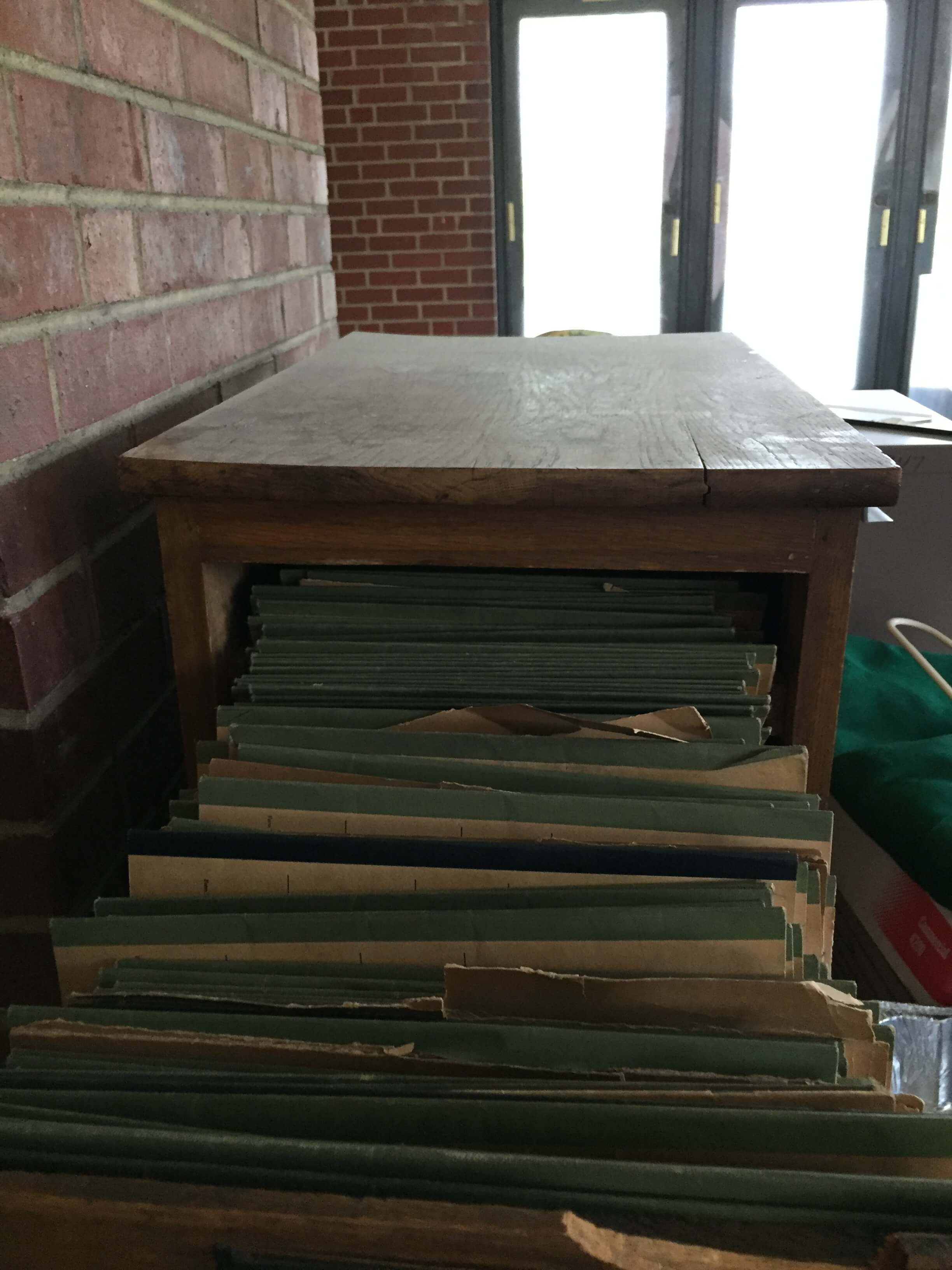 School Records-Drawer