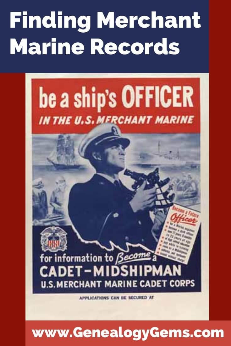 United States Merchant Marine Records