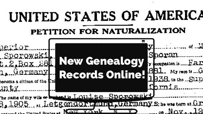 new genealogy records naturalizations