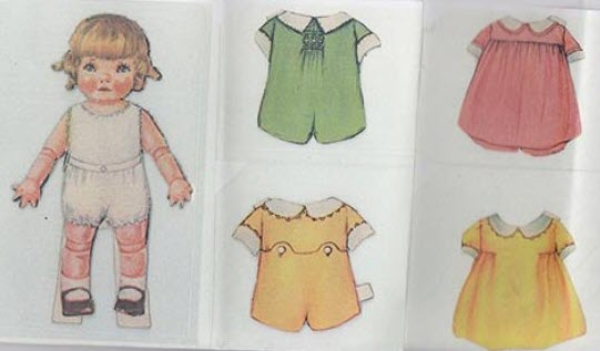8b2e0166c34f The History of Your Ancestors  Baby Clothes