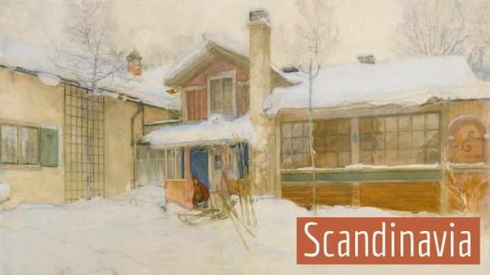 Scandinavian Genealogy Records Updated Online