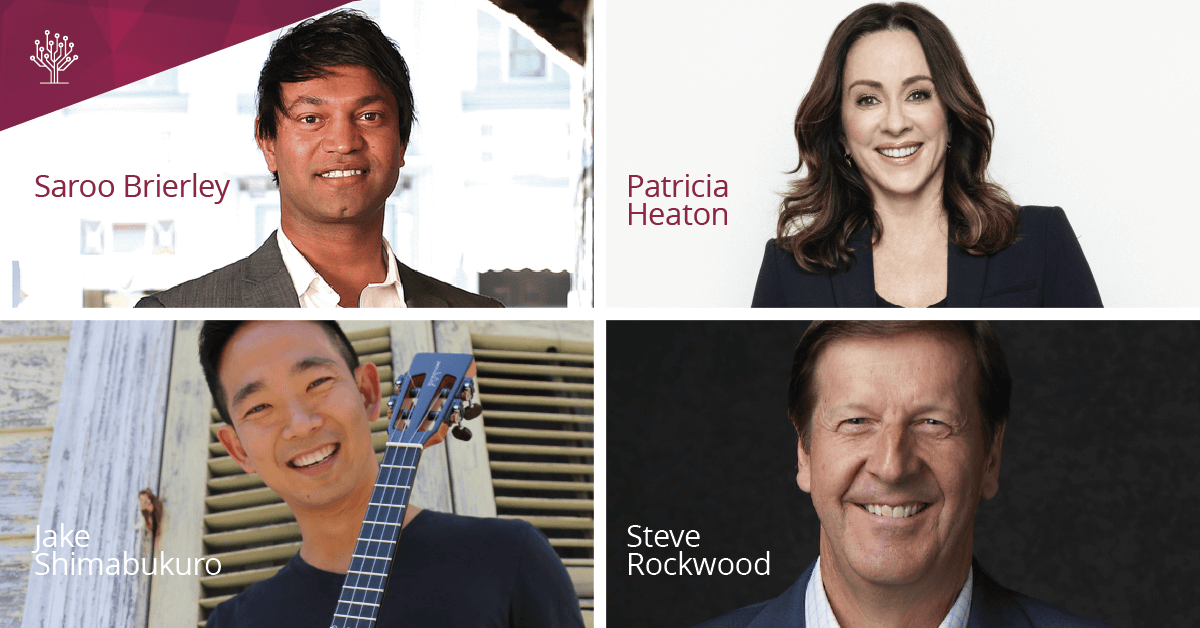 Rootstech keynote speakers