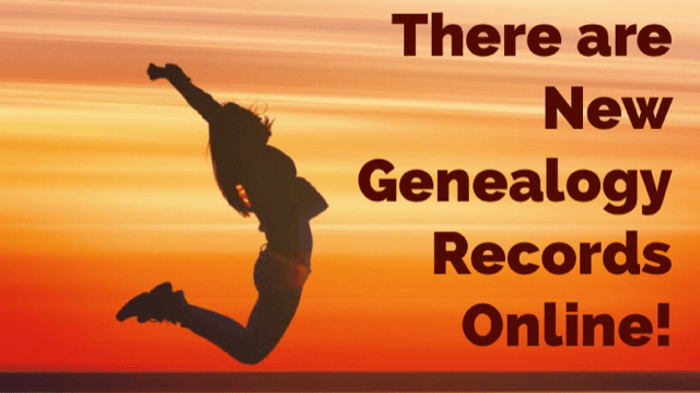 jump for joy new genealogy records online