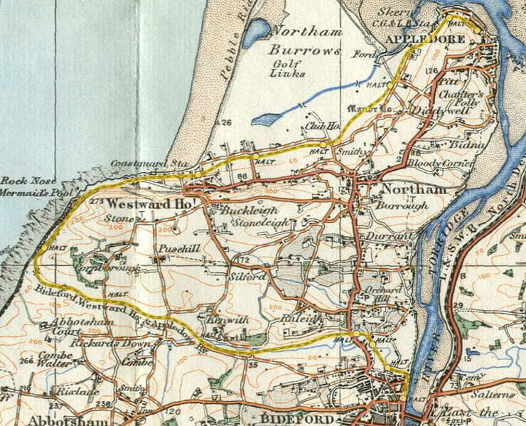 Northam, Devon 1919