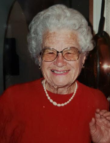 Roy Thran's Sister Marie