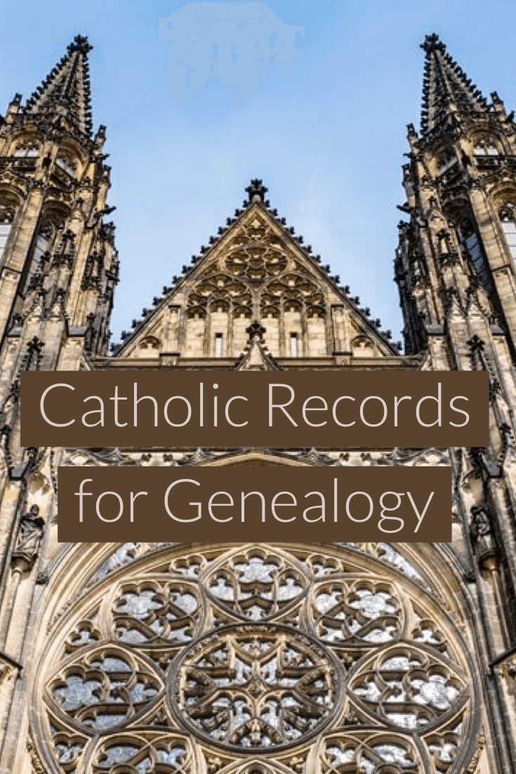 catholic church records