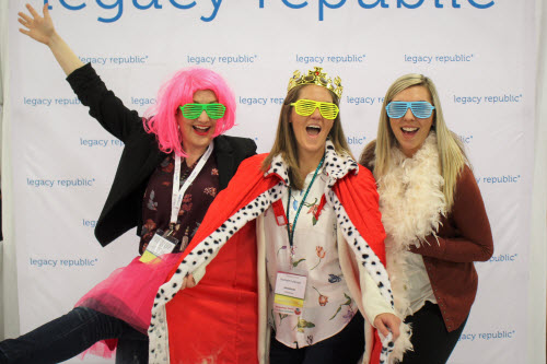 Fun at Rootstech