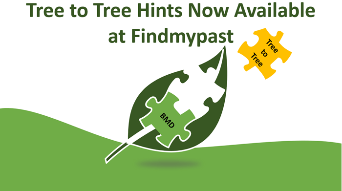 tree to tree hints at Findmypast