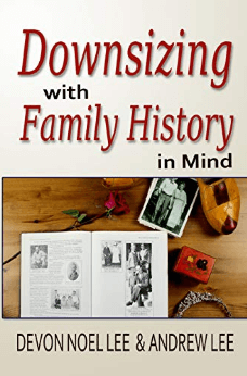 Hear the Interview with the author of Downsizing with Family History in Mind