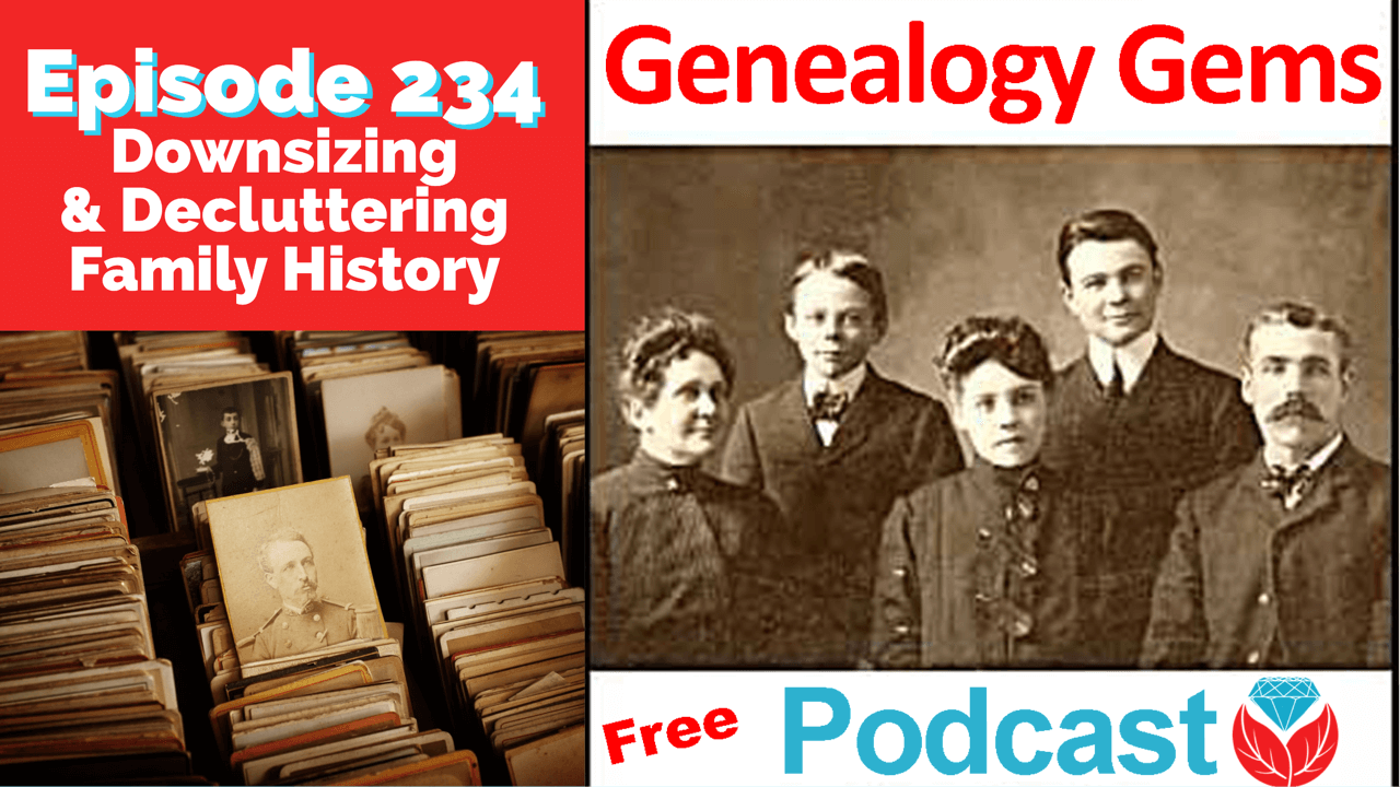 Genealogy Gems podcast episode 234
