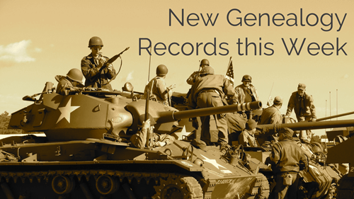 military genealogy records