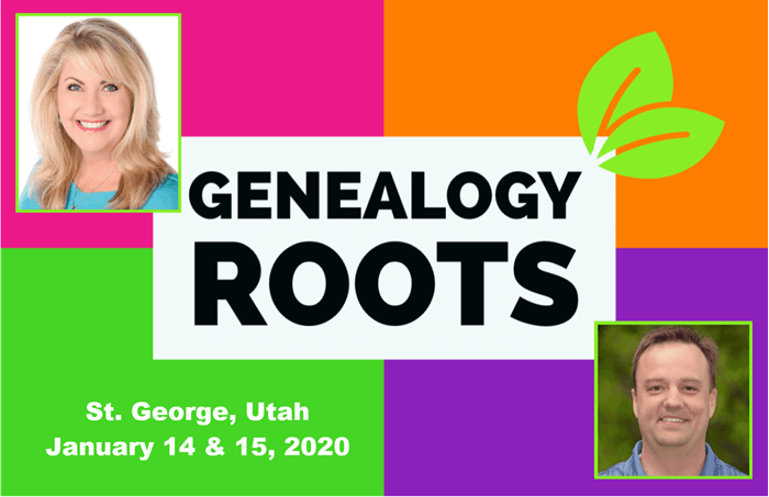 Genealogy Roots in St. George, UT 2020