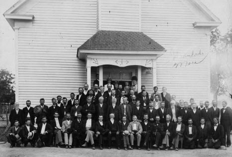 Methodist Conference c. 1904