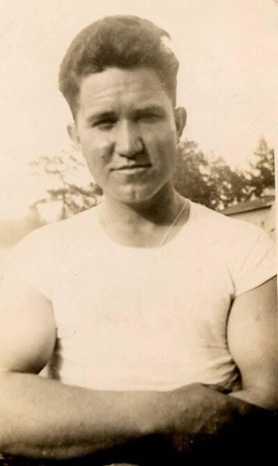 Genealogy Military Records Elzie Moore
