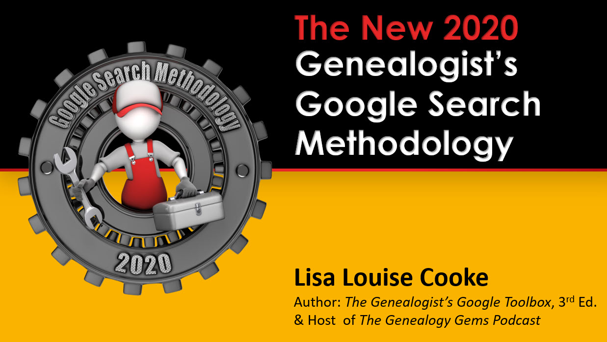 google search methodology for genealogy