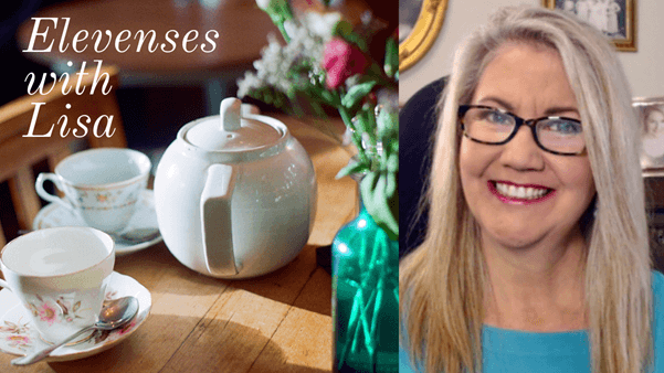 Elevenses with lisa genealogy youtube show