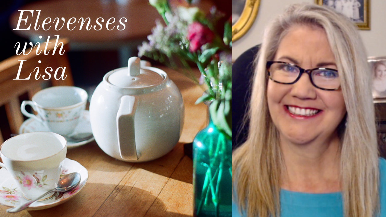 Elevenses with Lisa - Genealogy Show