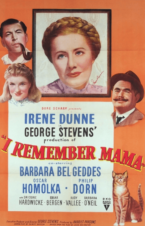 I remember mama movie recommendation