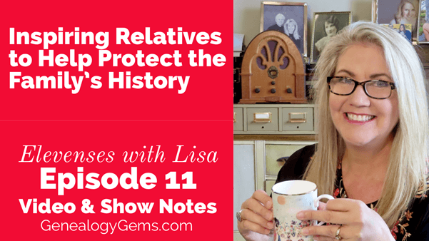 Watch Elevenses with Lisa Episode 11 Video and show notes