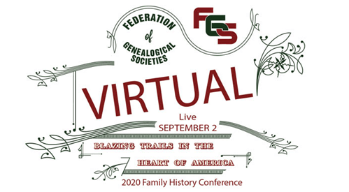Registration Now Open for the FGS 2020 Virtual Conference