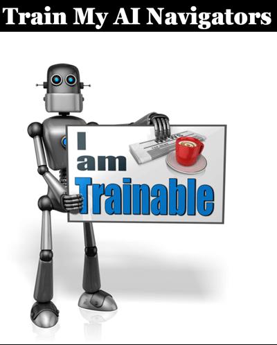 Train My AI Navigator