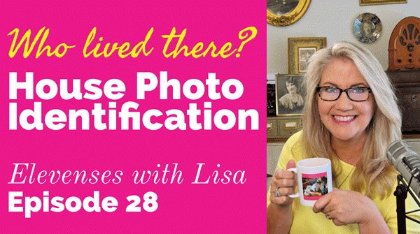 House Photo Identification – How to Find Who Lived at an Address
