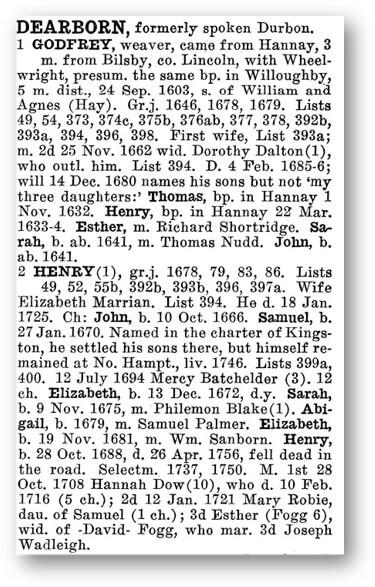 New England Compiled Genealogies - Free Webinar