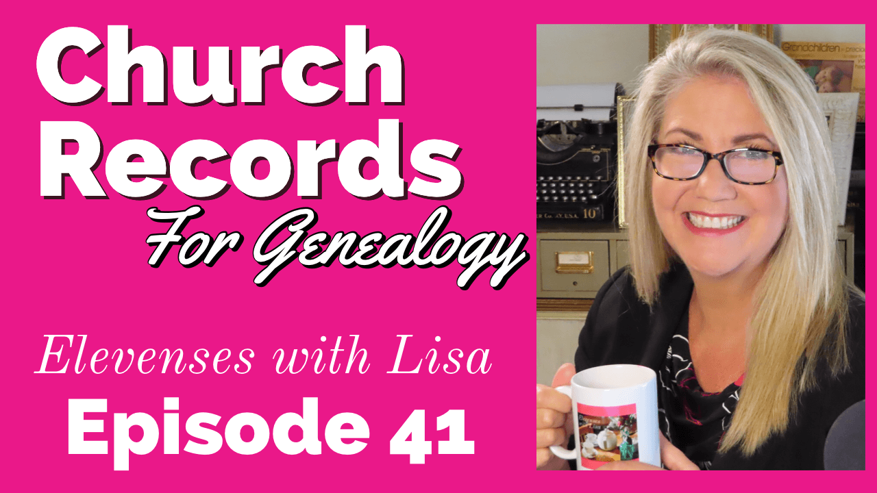 how to find church records for genealogy