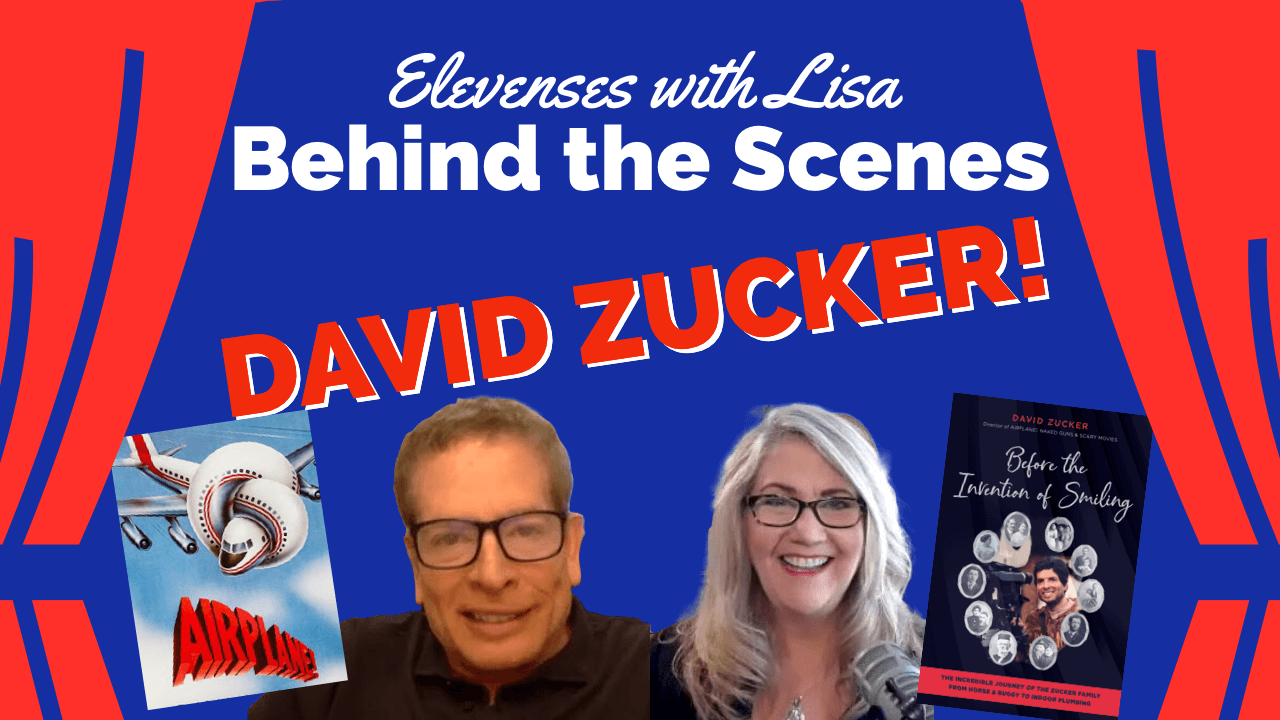David Zucker behind the scenes