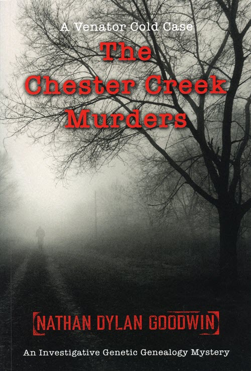 The Chester Creek Murders - Interview with Nathan Dylan Goodwin