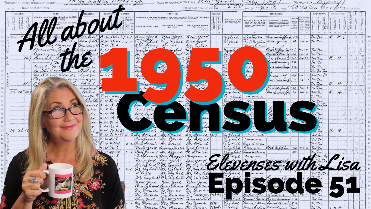 The 1950 Census for Genealogy